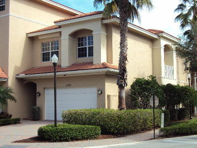 Townhouse Sold: 4900 Vine Cliff Way E