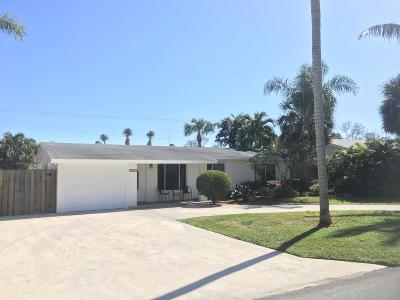 Boynton Beach Single Family Home For Sale: 2624 SW 6th Street