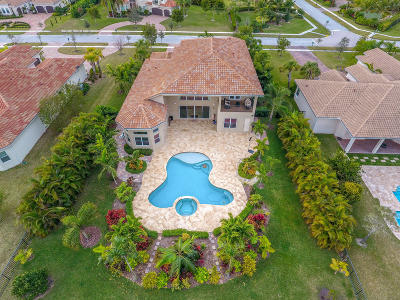 West Palm Beach FL Single Family Home For Sale: $876,000
