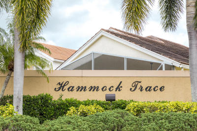 Jupiter Single Family Home For Sale: 208 Pennock Trace