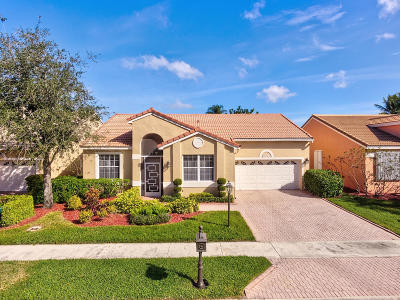 Boca Raton Single Family Home For Sale: 23286 Alora Drive
