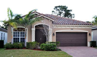 Lake Worth Single Family Home For Sale: 7865 Patriot Street