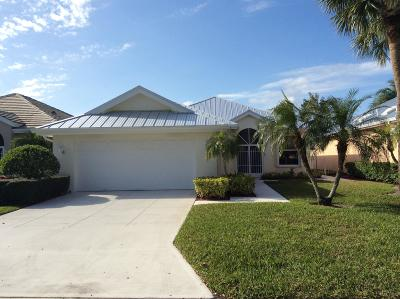 Palm City Single Family Home For Sale: 2928 SW Brighton Way