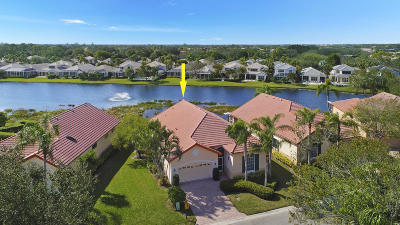 Palm Beach Single Family Home For Sale: 50 Monterey Pointe Drive