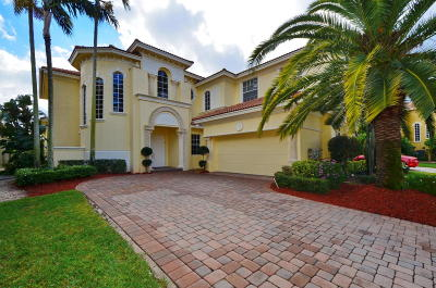 Delray Beach Single Family Home For Sale: 8060 Valhalla Drive