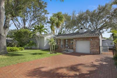 Delray Beach Single Family Home Contingent: 118 NE 11th Street