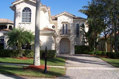 Delray Beach Single Family Home For Sale: 8041 Valhalla Drive