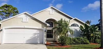 Jupiter FL Single Family Home For Sale: $369,900