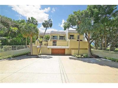 Hillsboro Beach Townhouse For Sale: 1172 Hillsboro Mile #3-3