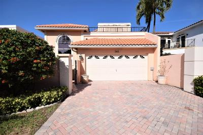 Delray Beach Single Family Home For Sale: 365 Pelican Way