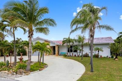North Palm Beach Single Family Home For Sale: 441 S Lyra Circle