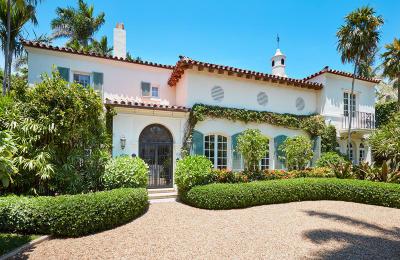 Palm Beach Single Family Home For Sale: 271 El Vedado Road