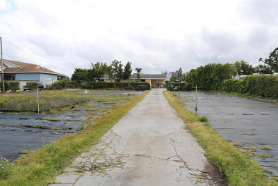 West Palm Beach Single Family Home For Sale: 2920 Palmarita Road