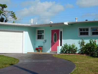 Port Saint Lucie FL Single Family Home Contingent: $169,500
