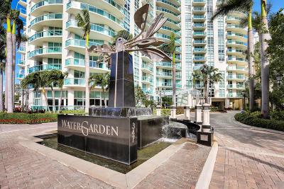 Fort Lauderdale Condo For Sale: 347 New River Drive E #1709