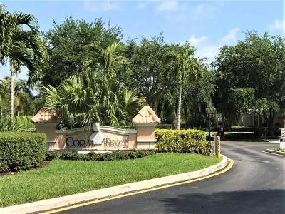 Delray Beach Single Family Home For Sale: 323 Coral Trace Lane