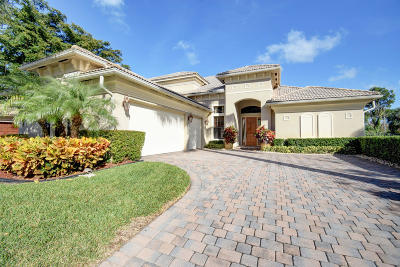Delray Beach Single Family Home For Sale: 16250 Rosecroft Terrace