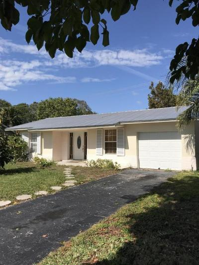 Boca Raton Single Family Home For Sale: 9785 SW 1st Place