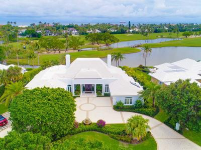 North Palm Beach FL Single Family Home For Sale: $6,350,000
