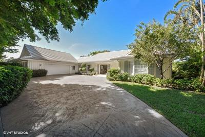 North Palm Beach Single Family Home For Sale: 11359 Lost Tree Way