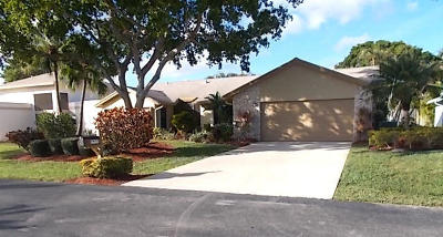 Delray Beach Single Family Home For Sale: 2935 NW 15th Street