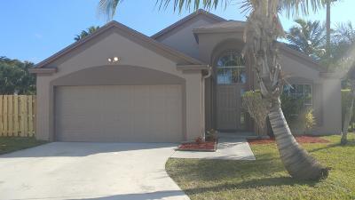 Boca Raton Single Family Home For Sale: 12841 Smithdale Place