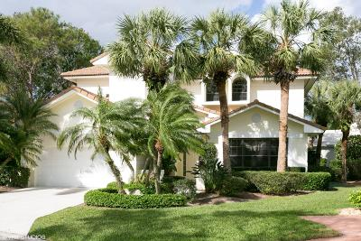 Jupiter Single Family Home For Sale: 108 Lanitee Circle