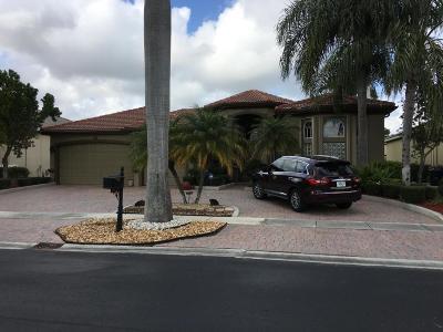 Boca Raton Single Family Home For Sale: 9671 Parkview Avenue