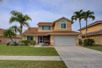 Boca Raton Single Family Home For Sale: 22559 Grouper Court