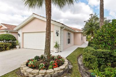 West Palm Beach Single Family Home For Sale: 7901 Nile River Road