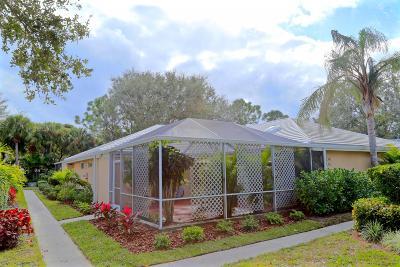 Palm Beach Gardens Single Family Home Contingent: 602 Sun Terrace