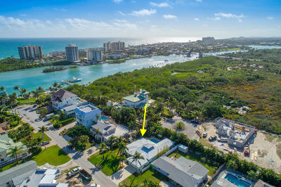 Tequesta Single Family Home For Sale: 3248 Cove Road