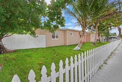 Lake Worth Single Family Home For Sale: 3586 Melaleuca Lane