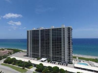 Boca Raton Condo Sold: 250 S Ocean Boulevard #11e