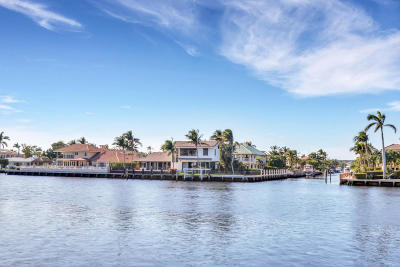 Single Family Home For Sale: 969 Tropic Boulevard