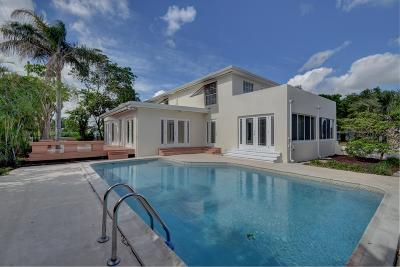 West Palm Beach Single Family Home Contingent: 320 Colonial Road