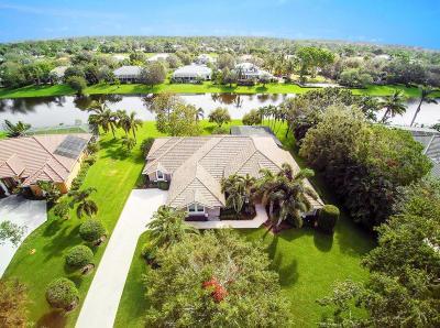 Palm City Single Family Home For Sale: 1409 SW Jasmine Trace