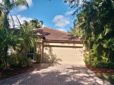 Palm Beach Single Family Home For Sale: 5002 Elpine Way