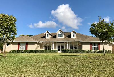 Loxahatchee Single Family Home For Sale: 16419 67th Court