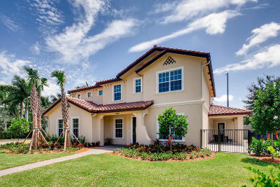Coconut Creek Single Family Home For Sale: 4602 Saxon Road