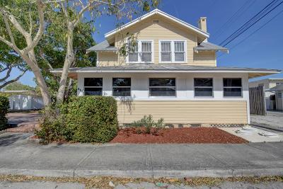 Lake Worth Single Family Home For Sale: 312 4th Avenue S