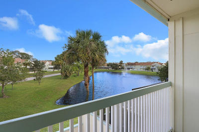 Jupiter Townhouse Contingent: 6270 Riverwalk Lane #5