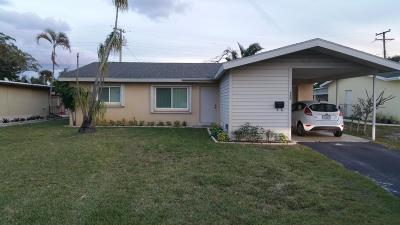 Palm Beach Gardens Single Family Home For Sale: 332 Azalea Street