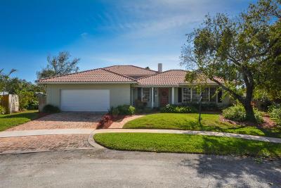 Boca Raton Single Family Home For Sale: 110 SW 11th Avenue SW #110