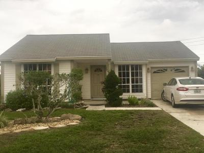 Boynton Beach Single Family Home For Sale: 5592 Pebble Brook Lane