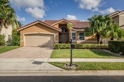 Boca Raton Single Family Home For Sale: 20380 Cozumel Court