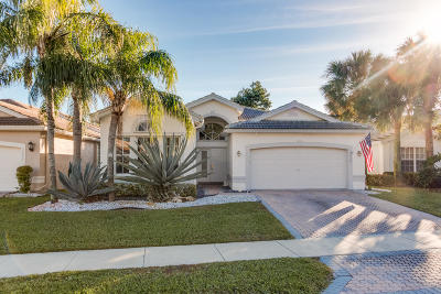 Delray Beach Single Family Home For Sale: 13038 Misty Gilbralter Way