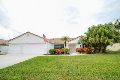 Boca Raton Single Family Home For Sale: 22100 Martella Avenue