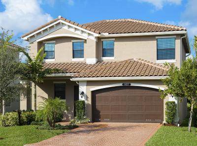 Delray Beach Single Family Home Contingent: 14127 Paverstone Terrace