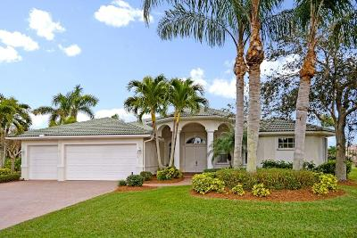 Palm City Single Family Home Contingent: 4613 SW Glen Abbey Court